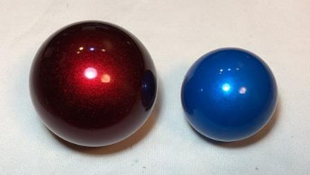 ボールサイズ比較