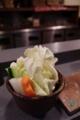 串揚げ屋の生野菜@和泉(祐天寺)