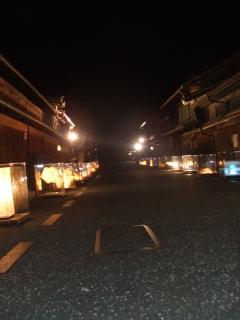 美濃和紙ライトアップ.JPG