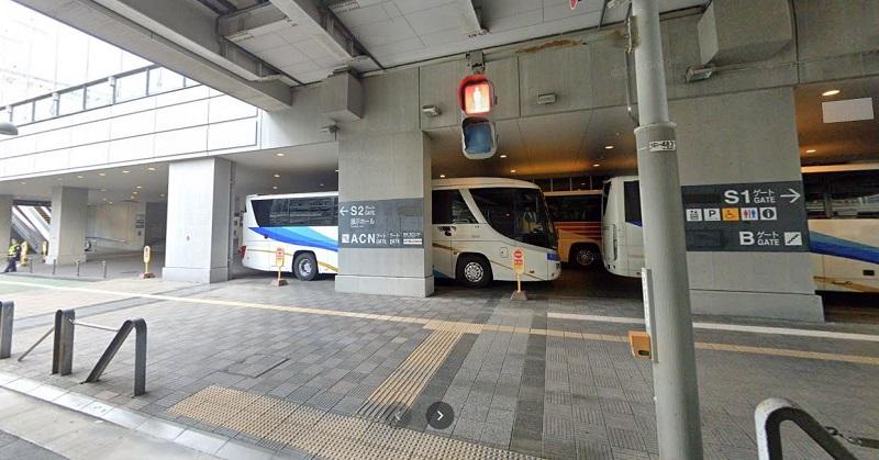 さいたまスーパーアリーナ バスターミナル