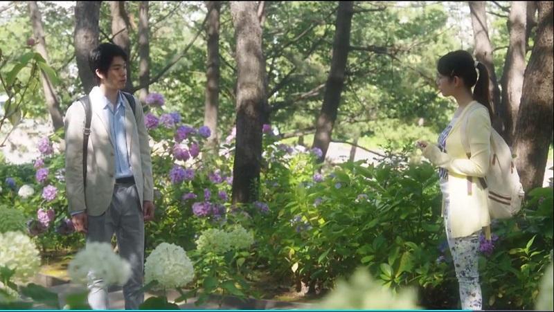MIU404 #5 渡辺大知 フォンチー 八景島シーパラダイス 紫陽花園