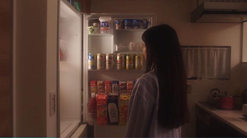 MIU404 #6 桔梗家 冷蔵庫 麻生久美子