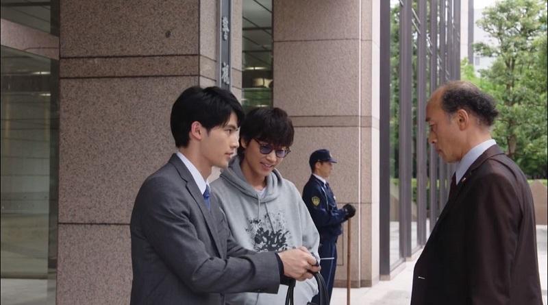 MIU404 #6 警視庁 刈谷刑事 酒向芳 綾野剛 岡田健史