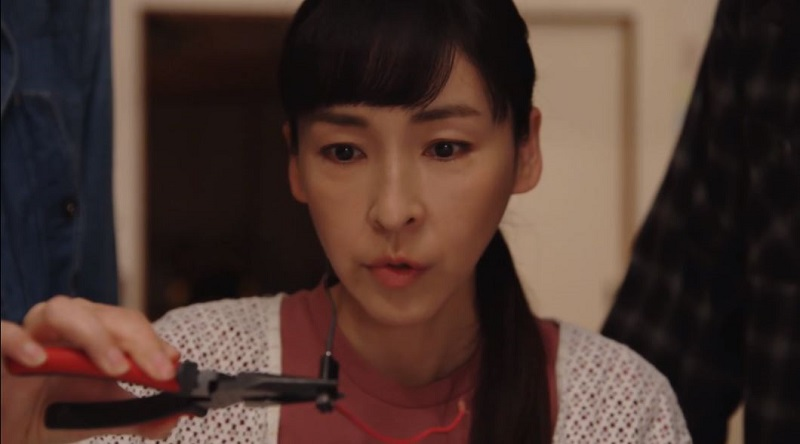 MIU404 #7 麻生久美子 盗聴器