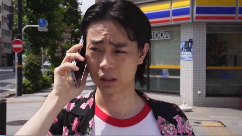 MIU404 #7 菅田将暉 ミニストップ