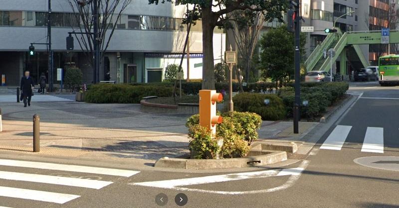 東日本橋交差点