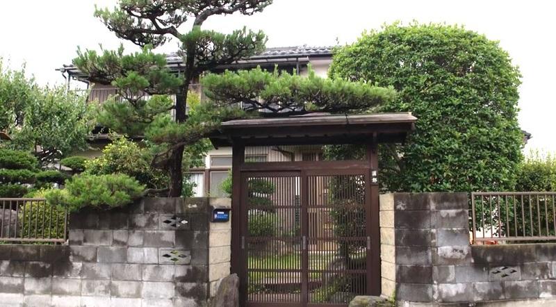 MIU404 #8 ガマさんの家