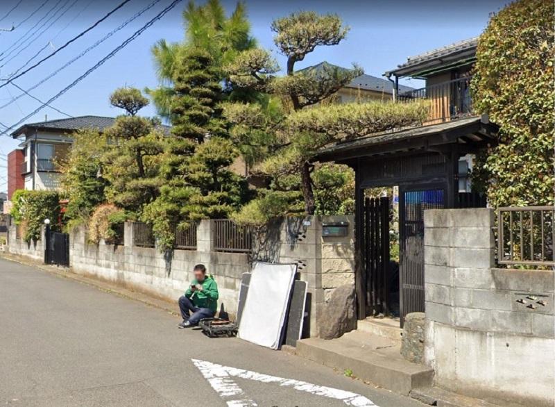 MIU404 #8 ロケ地 ガマさん家