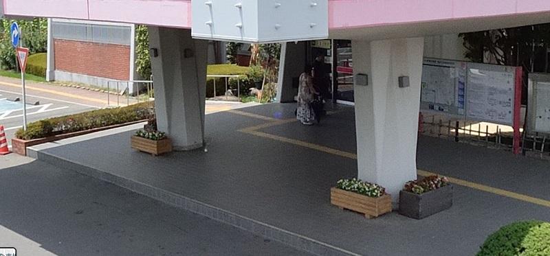 MIU404 #8 ロケ地 さいたま市中央区役所 入り口