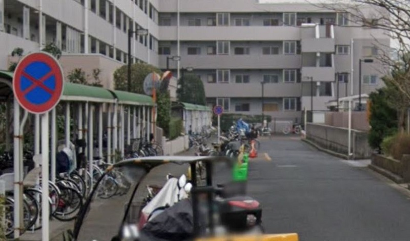 MIU404 #9 警察官舎