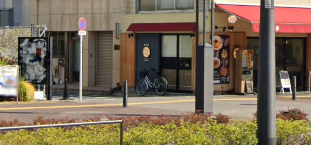 MIU404 #9 ロケ地 GOOD MORNING CAFE