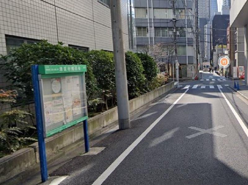 MIU404 #9 ロケ地 吉野石膏虎ノ門ビル