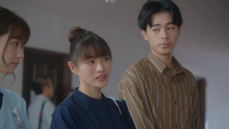 アンサングシンデレラ #6 石原さとみ 成田凌 西野七瀬