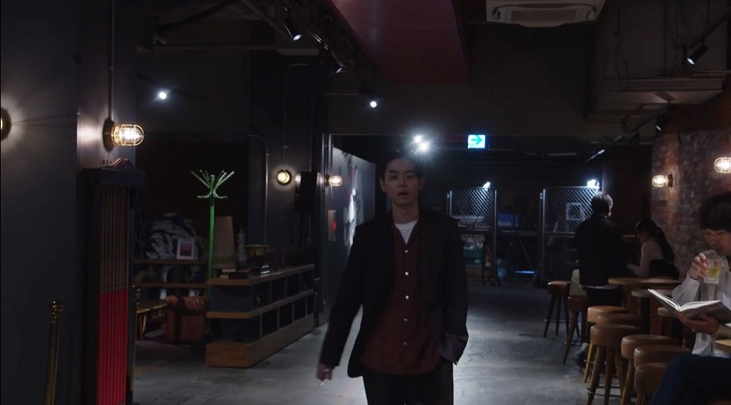 MIU404 #10 久住 菅田将暉 シェアオフィスUFO
