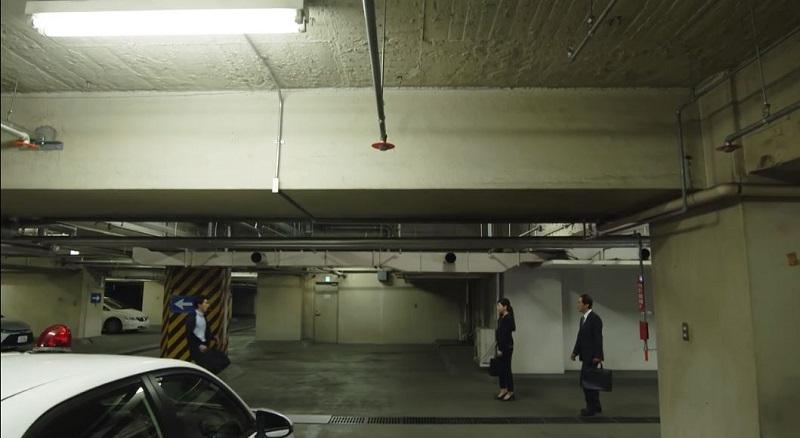 MIU404 #10 地下駐車場 麻生久美子 岡田健史