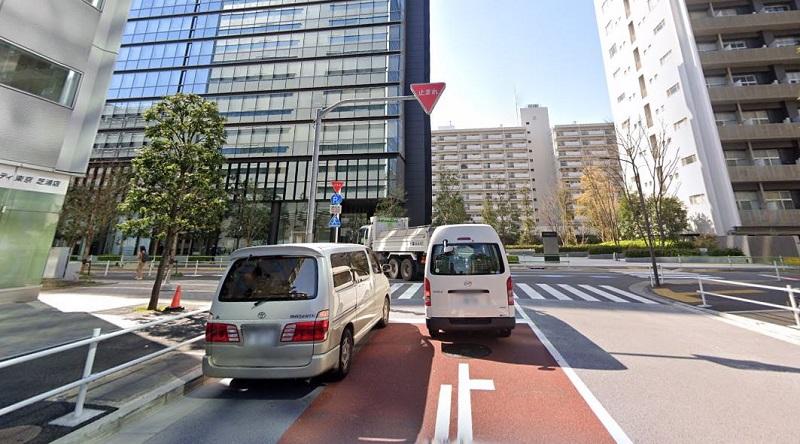MIU404 #10 ロケ地 交差点