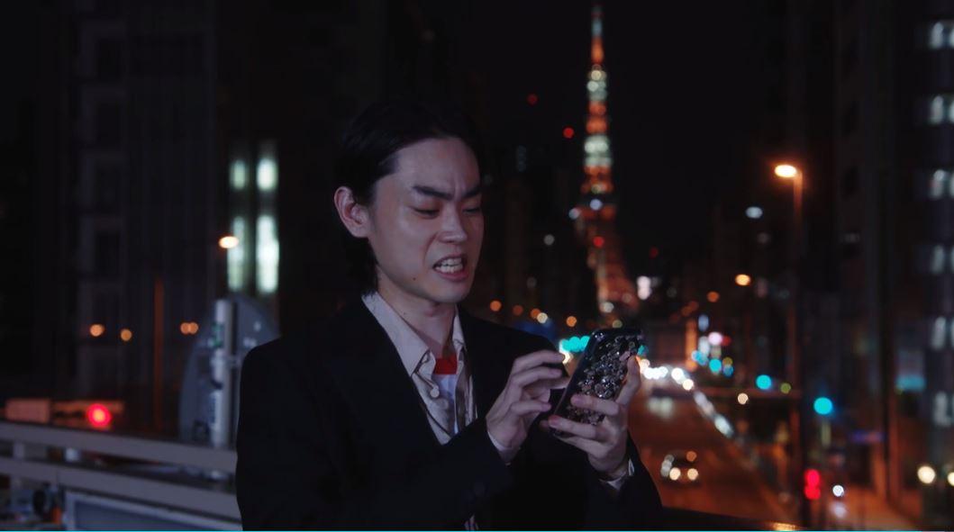 MIU404 #10 菅田将暉 陸橋