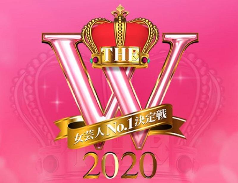 THE W 女芸人No,1決定戦 吉住 放送日2020年12月14日