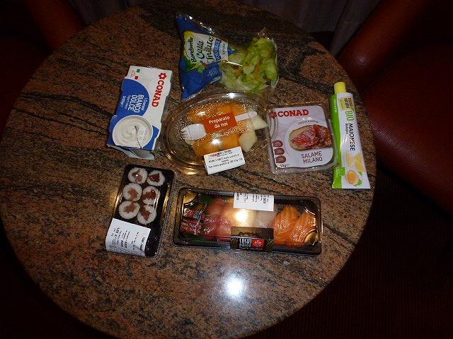 ミラノ お寿司