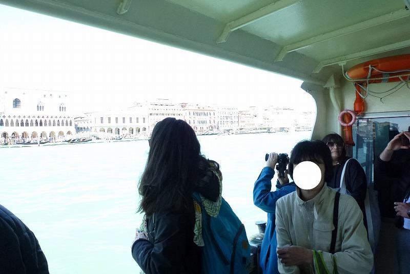 水上バス ベネチア