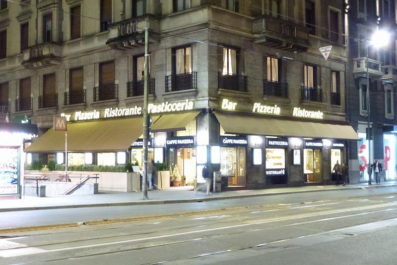 ミラノ レストラン