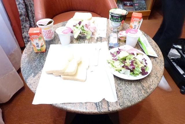 ミラノ朝食