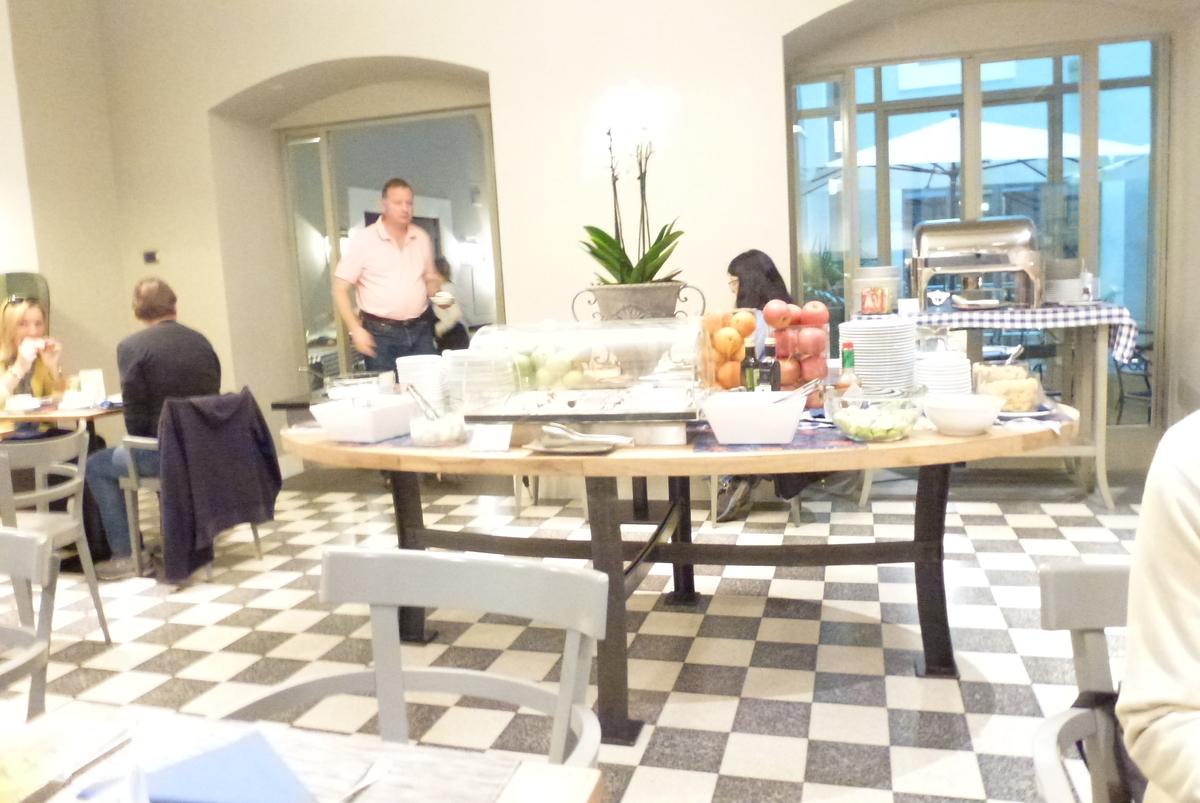 フィレンツェ朝食