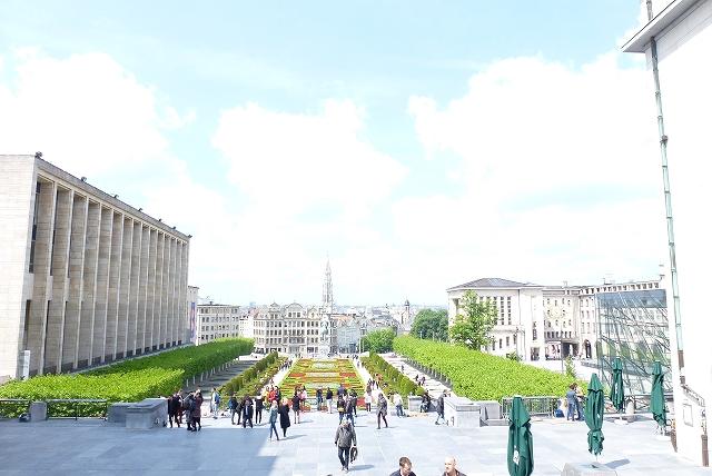 ブリュッセル 芸術の丘