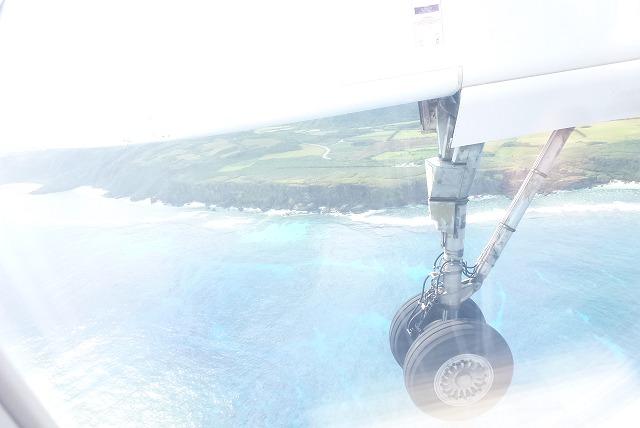石垣島-与那国島 飛行機