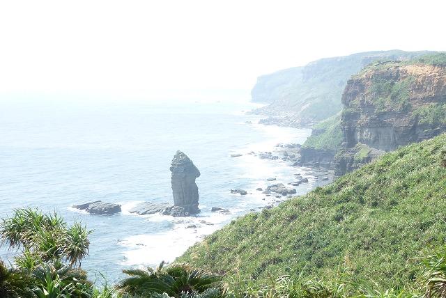 立神岩 与那国島