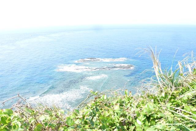 与那国島 西の果ての海