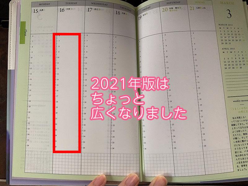 神崎恵 スケジュール帳 口コミ レビュー 質感 サイズ kegumi kanzaki schedulebook 2019 2020 2021 女子力 大人女子 30代 40代 50代