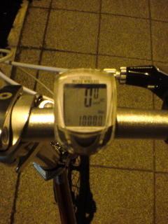 通算1000キロ到達。