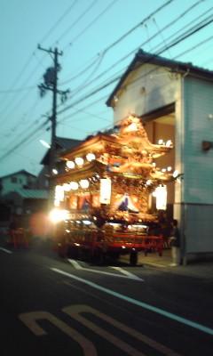 浜松祭りこええ