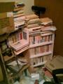 [esehara]本棚でも晒して安っぽい承認欲求でも満たす