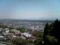 何とはない、生駒山からの風景