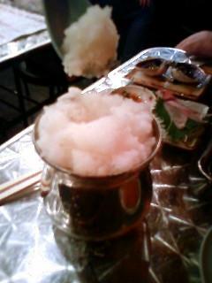 天ぷらたのんだらスゴい量の大根おろしきた。もっと注文しろというこ