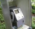公衆電話in公園。淀橋局561号。いつ、誰が使うのだろう?