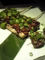 野菜串肉味噌