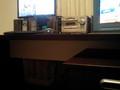 [hayap]IKEAで買った机と引き出し!