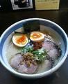 [HanaO]斑鳩@九段 特製塩節らー麺