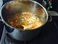 [くじこ]晩御飯作ってます