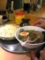 西池袋の神田ラーメンでつけ麺をズビズバ☆