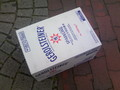 juice近くのサンクスでゲロルシュタイナー売ってたので箱買い