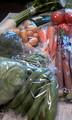 [買い出し] レタス、ソラマメ、スナックえんどう、ブロッコリー、タケノコ、ニ