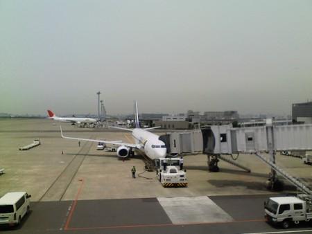まもなく出発。また北海道で…。
