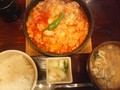 [aitqb] 上野駅ちゃぶぜん の『赤の他人丼定食』