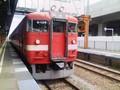 [yano3]岩見沢行きに乗車。711系って、まだ走ってたのか。