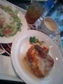 [yumeko]アリスで昼食食べるー