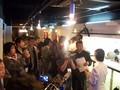 KNN神田さんのiPhone Night開催中。TXが取材中